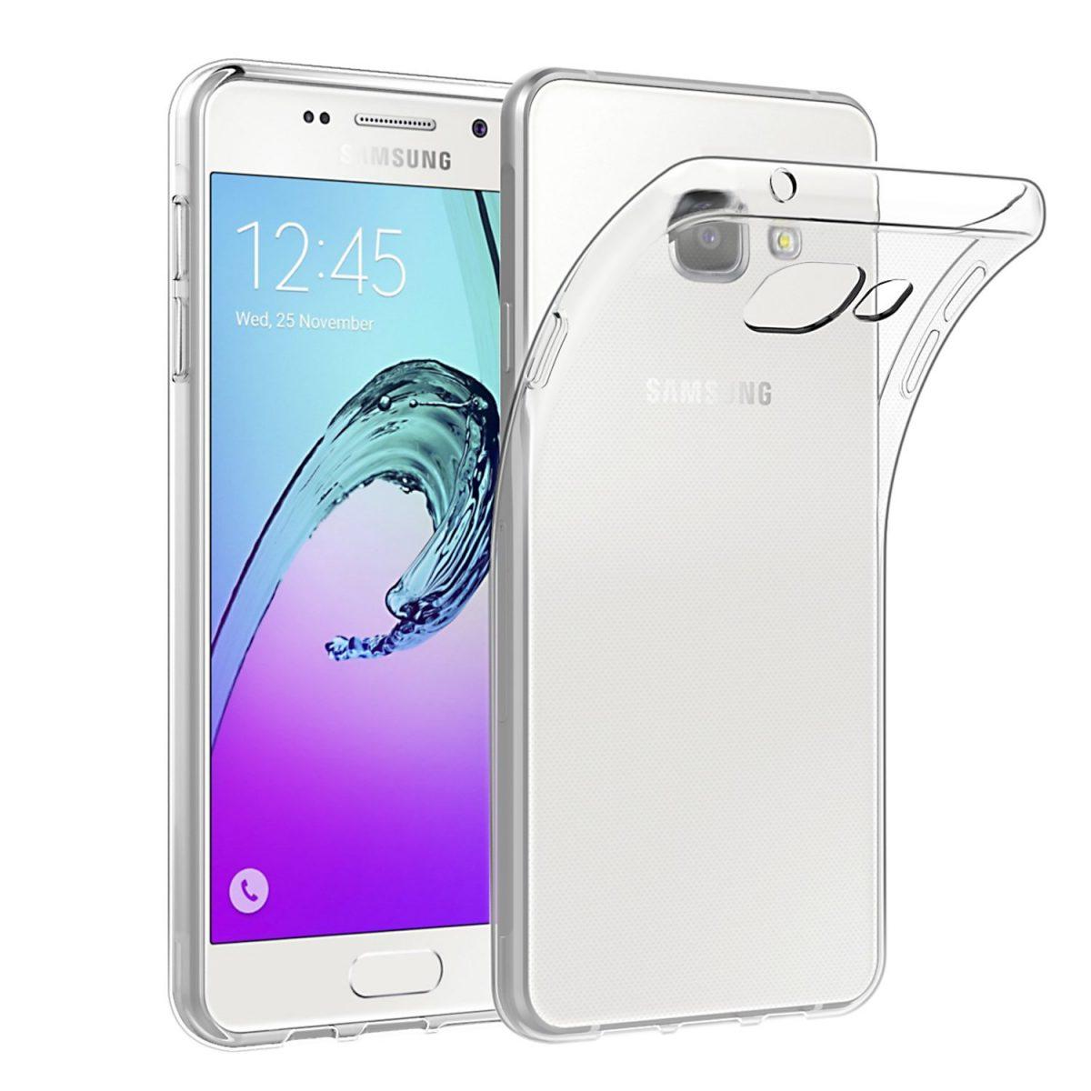 Silikonový kryt pro Samsung Galaxy A5 2017