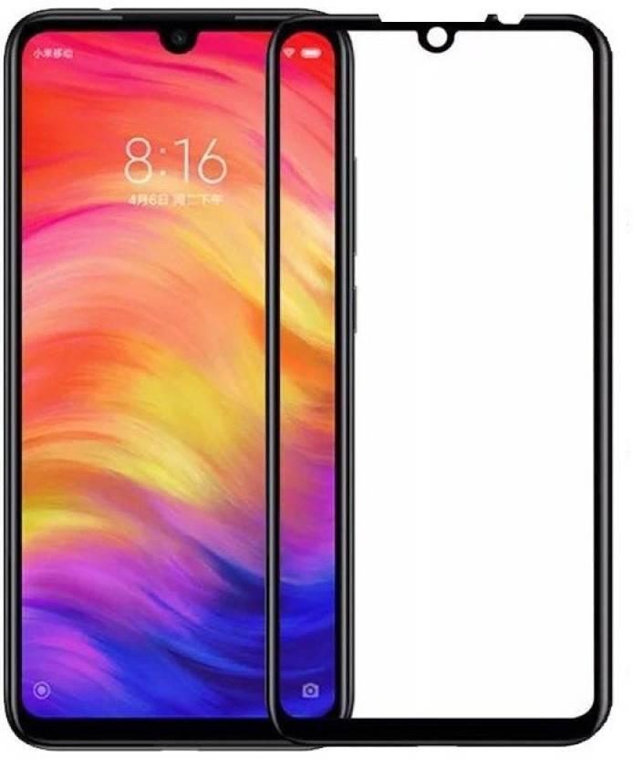 Ochranné sklo pro Xiaomi Redmi Note 7 černá